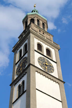 heritage protection: Perlach Tower
