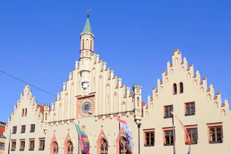Hall of Landshut