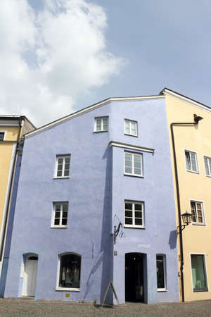 Blue House Stock Photo - 14756204