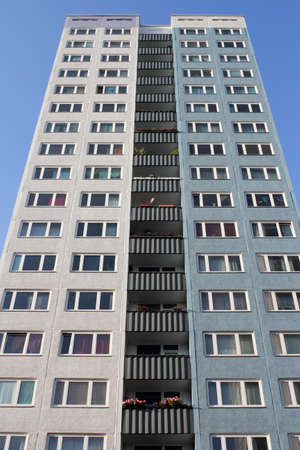 Prefabricated high-rise Stock Photo - 14756144