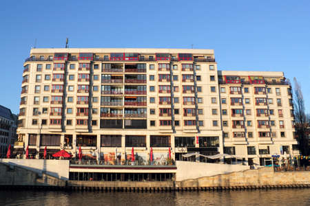 mietshaus: Living on the Water Editorial