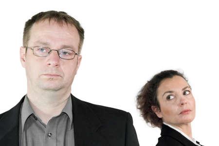 argumentative: marital dispute