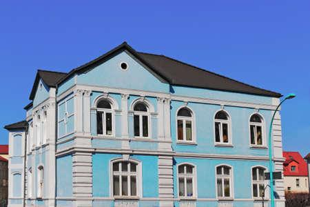 mietspiegel: Blue House