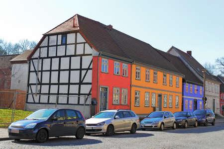 Old City of Neubrandenburg Stock Photo - 14939077