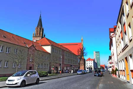 plattenbauten: Neubrandenburg