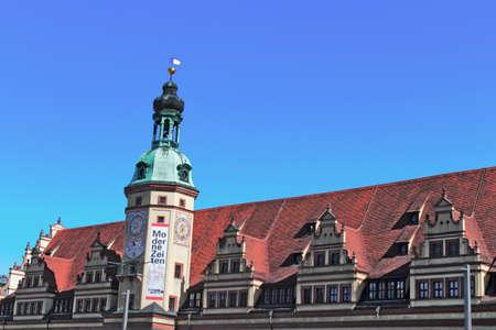 Old City Hall of Leipzig