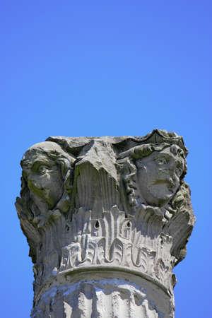 lower lusatia: Ancient Column Editorial