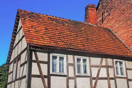 Oldest House in Spremberg Stock Photo - 15547362