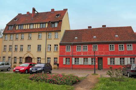 brandenburg home ownership: old buildings