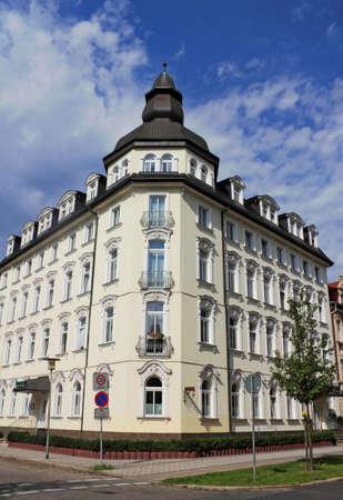 brandenburg home ownership: Refurbished corner house