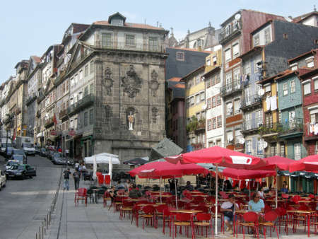 heritage protection: Old Porto Editorial