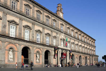 Palazzo Reale Stock Photo - 16020042