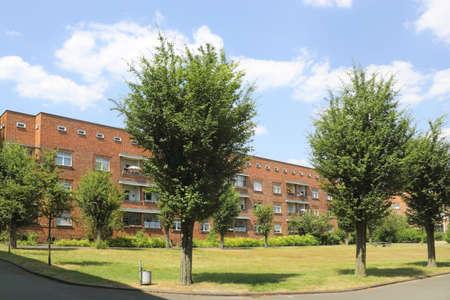 urban idyll: Settlement at Schiller Park