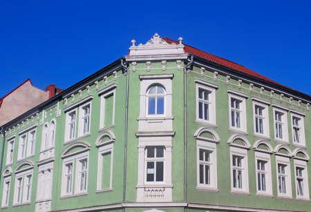brandenburg home ownership: Renovated Corner House