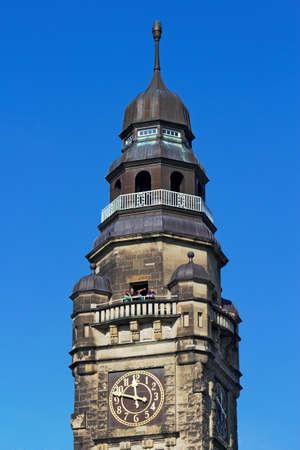 far sighted: City Hall Tower