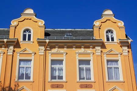 brandenburg home ownership: Old Building