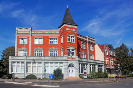 brandenburg home ownership: Prince Henry House