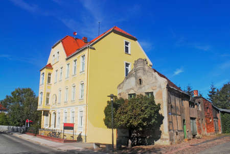 brandenburg home ownership: Wilhelminian style and medieval Editorial