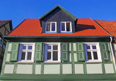 family owned: Half-timbered house from 1899