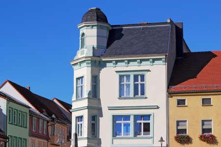 urban idyll: renovated old city