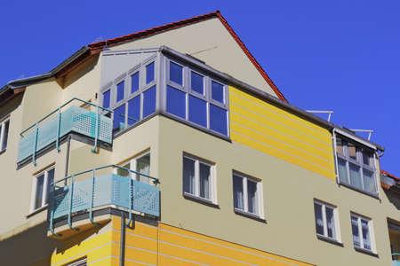 lower lusatia: Modern home