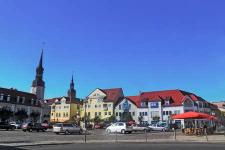 urban idyll: Spremberg