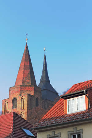 Skylights and steeples