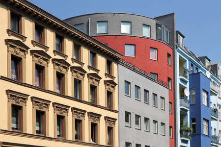 refurbished: Architecture in Berlin-Wedding