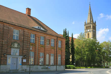orphanage: Orphanage and Nicolai Church