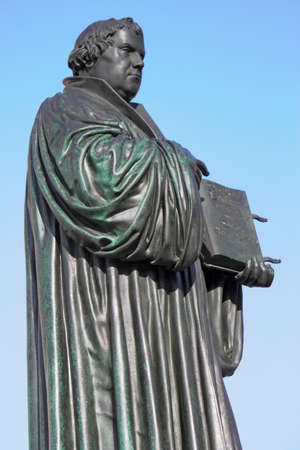 denominational: Martin Luther