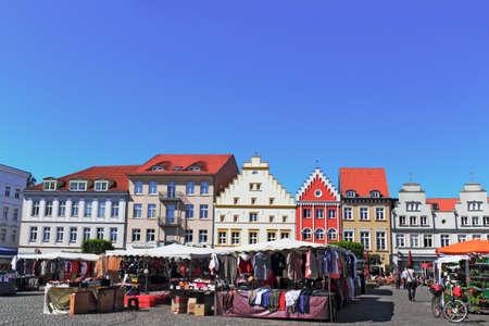 Greifswald weekly Market