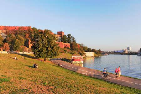 castle conditioning: Vistula Editorial