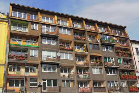 tristesse: social housing
