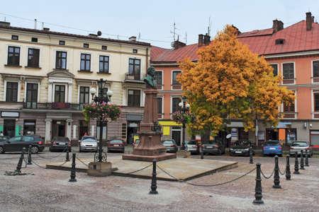 national poet: Adam Mickiewicz Monument