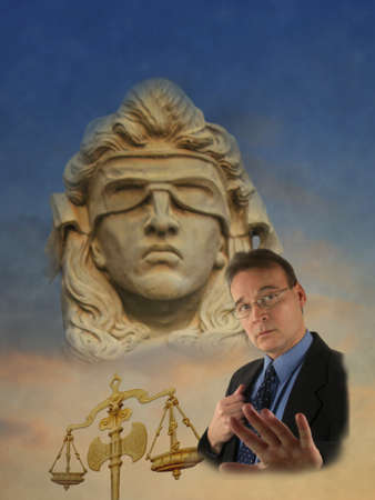 objection Stock Photo - 17038756