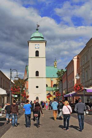 urban idyll: Old City of Rzeszow