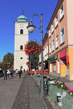 urban idyll: Old Rzeszow