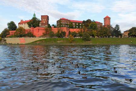 castle conditioning: Castle Wawel Editorial