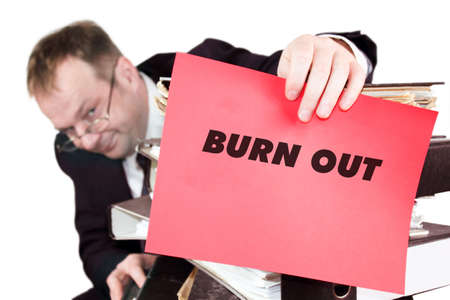 debt collection: Burn Out