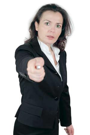 argumentative: accuse
