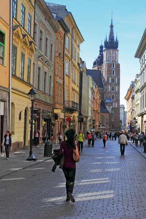 Krakow Stock Photo - 17465519