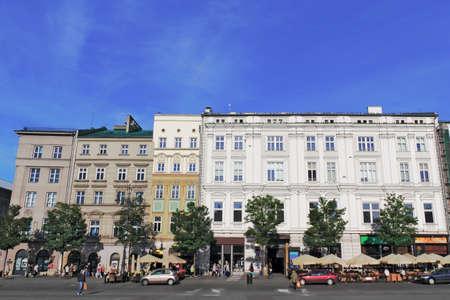 urban idyll: Krakow