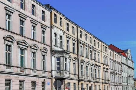 Old Building Facades Stock Photo - 17468553