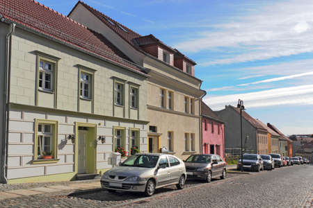 brandenburg home ownership: Strausberg old city