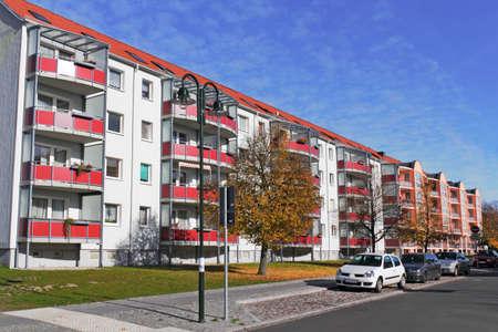 logements: Prefab r�glement Banque d'images