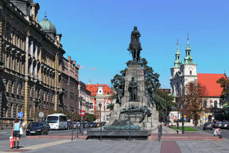 orden: Monument to the Battle of Tannenberg