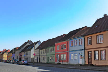 mietspiegel: Historic homes line
