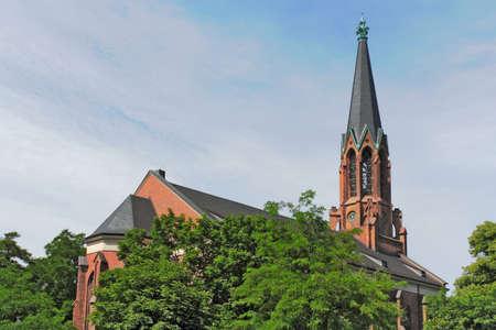 prenzlauerberg: St  Bartholomew