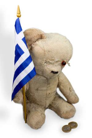 Euro crisis Greece Stock Photo - 17747698