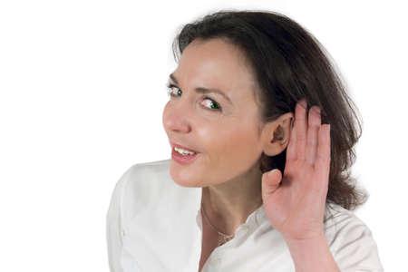 personas escuchando: �Qu�